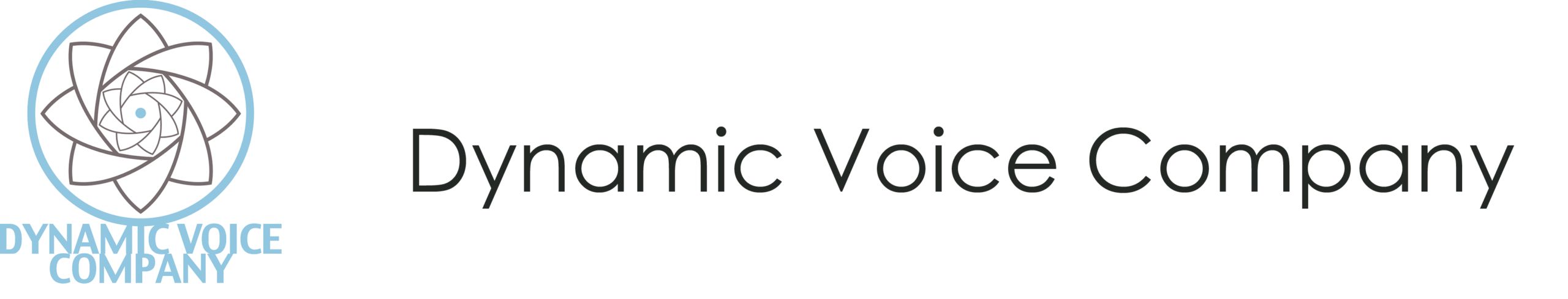 Dynamic Voice Company banner